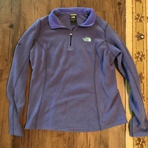 Women's north face pullover
